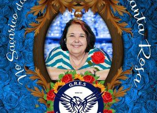 Enredo da Unidos da Vila Santa Tereza homenageia Rosa Magalhães. Foto: Divulgação