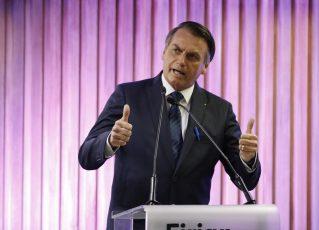 Jair Bolsonaro. Foto: Fernando Frazão/Agência Brasil