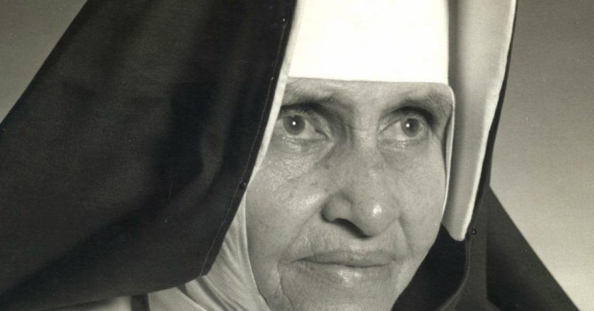 Canonização ocorre 27 anos após a morte da beata Irmã Dulce. Foto: Divulgação/Osid