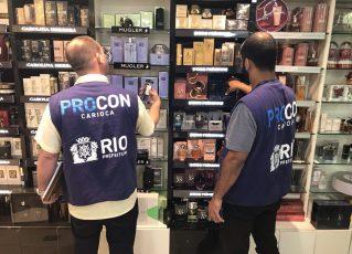 Procon Carioca notifica nove lojas de presentes para o Dia das Mães. Foto: Divulgação