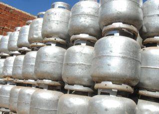 Gás de cozinha. Foto: Agência Brasil