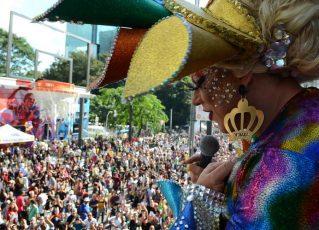 A Parada do Orgulho LGBT em São Paulo será realizada no próximo domingo. Foto: Rovena Rosa/Arquivo Agência Brasil