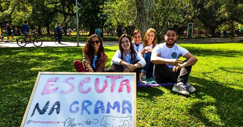 Parque Ibirapuera agora conta com plantão de psicólogos aberto ao público. Foto: Reprodução de Internet