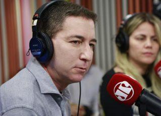 Glenn Greenwald. Foto: Divulgação