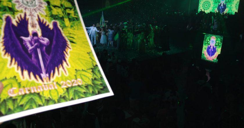 Mancha Verde 2020. Foto: Divulgação