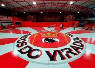 Quadra da Viradouro. Foto: Reprodução de Internet