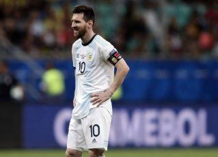 Messi. Foto: Divulgação