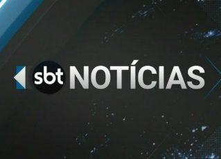 SBT Notícias. Foto: Reprodução de Internet