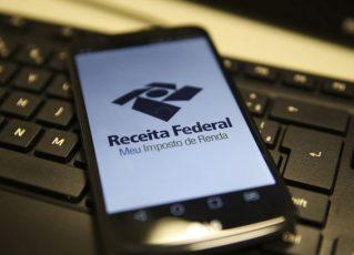Aplicativo da Receita Federal. Foto: Marcelo Junior/Agência Brasil