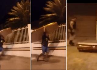 Homem é preso após furtar caixão. Foto: Reprodução de Internet