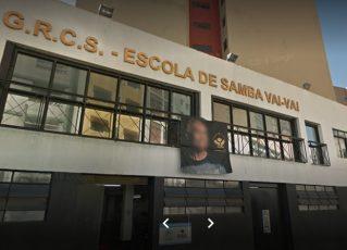 Sede da Vai-Vai. Foto: Reprodução de Internet