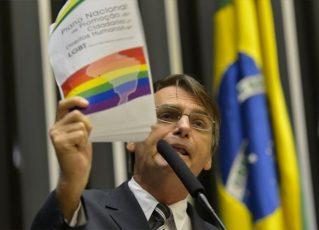 Jair Bolsonaro. Foto: Agência Câmara/Arquivo