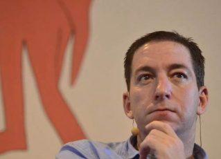 Glenn Greenwald. Foto: Reprodução de Internet
