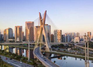 Cidade de São Paulo. Foto: Reprodução de Internet