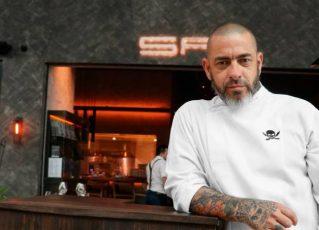 Chef Henrique Fogaça. Foto: Divulgação