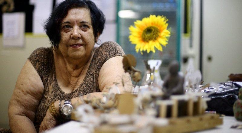 Rosa Magalhães é a carnavalesca da Estácio de Sá para 2020. Foto: Divulgação