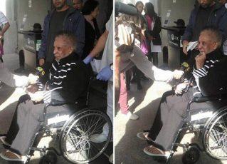 Agnaldo Timóteo deixa hospital após 59 dias de internação. Foto: Divulgação