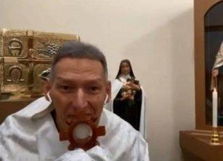 Padre Marcelo Rossi. Foto: Reprodução de Internet