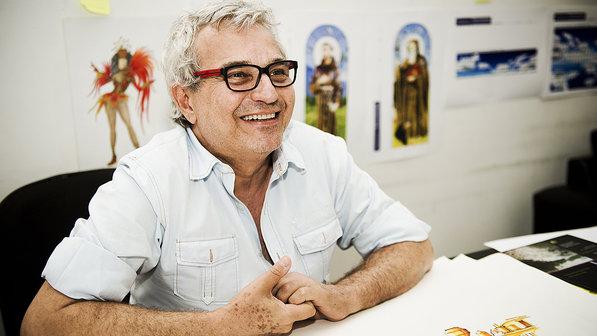 Chico Spinosa. Foto: Acervo Pessoal/Chico Spinosa