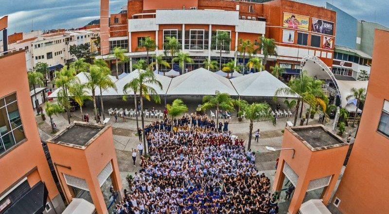Junior Achievement Day: 100 Anos de Conquistas. Foto: Divulgação