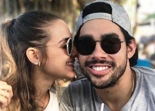 Karoline Calheiros e Gabriel Diniz. Foto: Reprodução de Internet