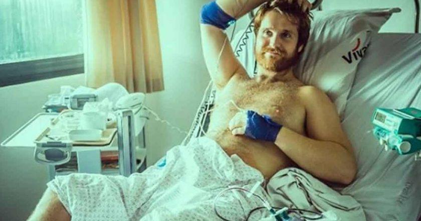 Cantor está internado há semanas com ereção persistente após uso de remédio. Foto: Reprodução de Internet