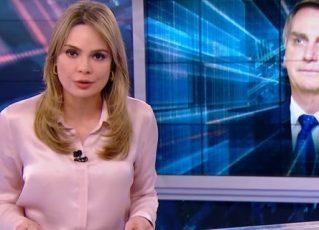 Rachel Sheherazade. Foto: Reprodução de TV