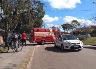 Jovem feriu alunos em escola no Rio Grande do Sul Foto: Reprodução