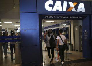 Agência bancária. Foto: José Cruz -Agência Brasil