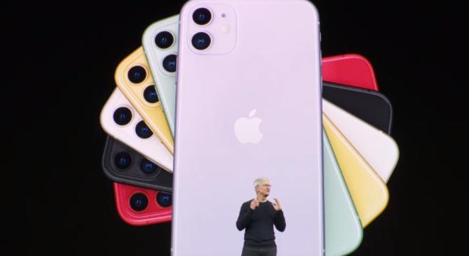 Apple lança três versões do novo Iphone 11. Foto: Divulgação/Apple