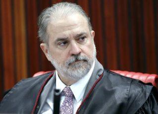 Antonio Augusto Brandão de Aras. Foto: Reprodução de Internet