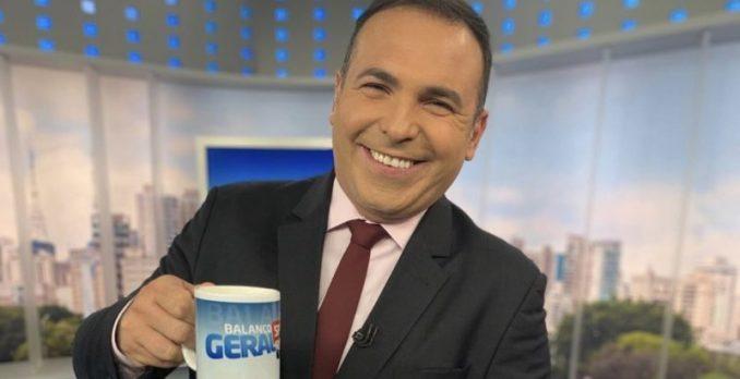 Reinaldo Gottino. Foto: Divulgação/RecordTV