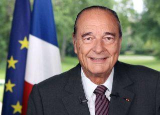 Jacques Chirac. Foto: Divulgação