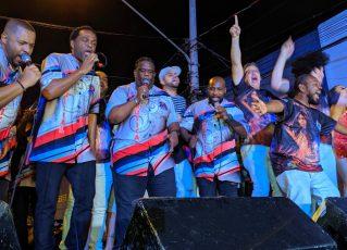 Samba campeão no concurso da Pérola Negra para 2020. Foto: SRzd - Guilherme Queiroz