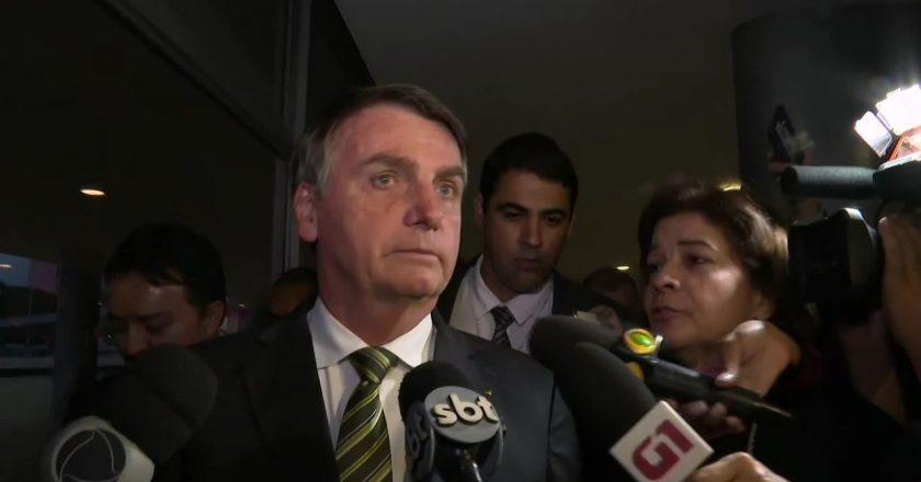 Jair Bolsonaro. Foto: Reprodução de TV