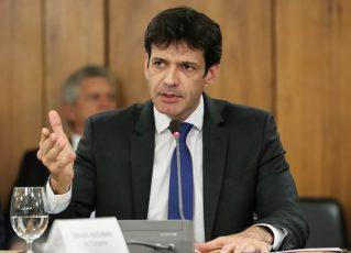Ministro do Turismo, Marcelo Álvaro Antônio. Foto: Marcos Corrêa/PR