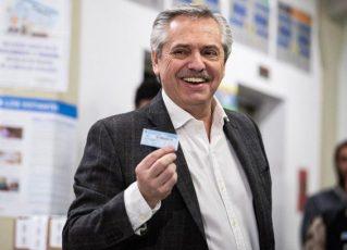 Alberto Fernández é eleito presidente da Argentina. Foto: Reprodução de Internet