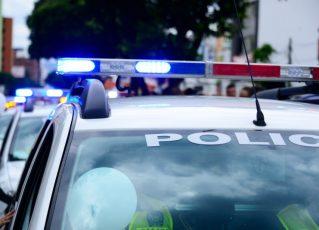 Viatura policial. Foto: Reprodução