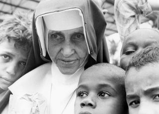 Irmã Dulce. Foto: Reprodução