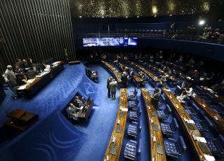Sessão deliberativa extraordinária para votação dos destaques da reforma da previdência. Foto: Marcelo Camargo/Agência Brasil