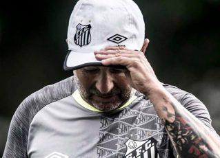 Jorge Sampaoli. Foto: Divulgação