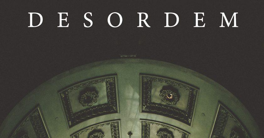"""Livro """"Desordem"""". Foto: Divulgação"""