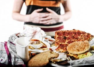 Transtorno de compulsão alimentar. Foto: Reprodução de Internet