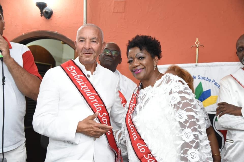 Cidadão e Cidadã Samba para o Carnaval 2020. Foto: Divulgação/Uesp