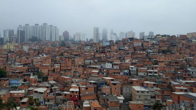 Paraisópolis. Foto: Reprodução de Internet
