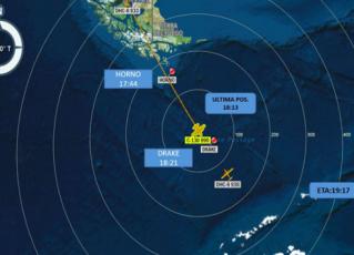 Avião militar do Chile desaparece com 38 pessoas a bordo. Foto: Força Aérea do Chile