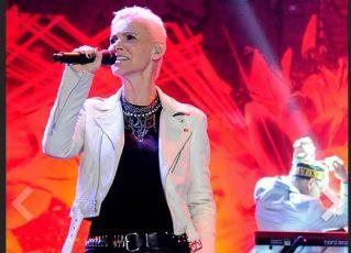 Marie Fredriksson, vocalista do Roxette. Foto: Reprodução/Facebook
