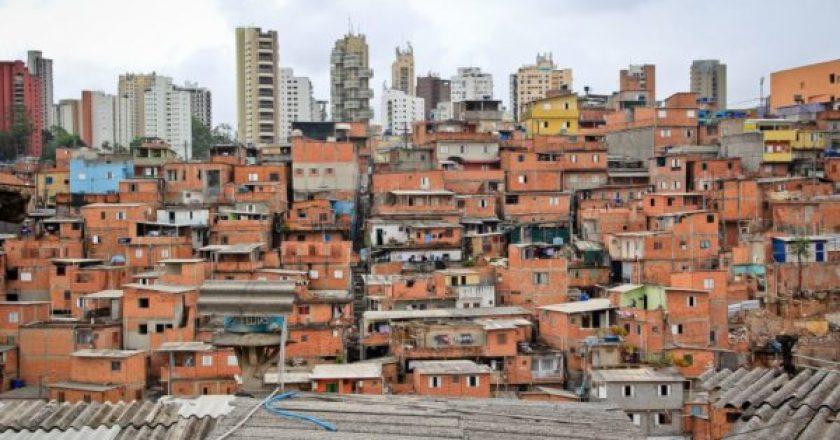 Paraisópolis. Foto: Wikimedia Commons