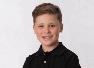 Dançarino e ator da série 'Outlander' morre morre aos 14 anos. Foto: Reprodução de Internet