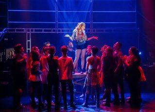 """Musical """"Fame"""". Foto: Caio de Bias"""